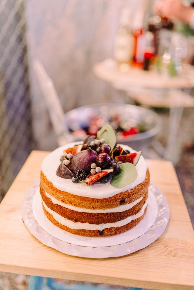 cake baking business
