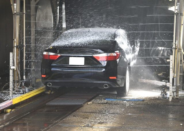 cost of car wash equipment