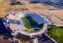 Biggest football stadiums in USA
