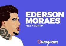 Ederson de Moraes net worth