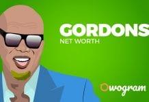 Gordons Net Worth and Biography