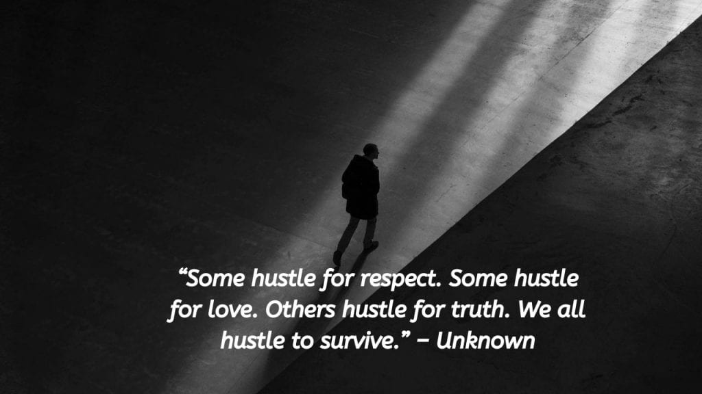Inspirational quotes about hustling and grinding