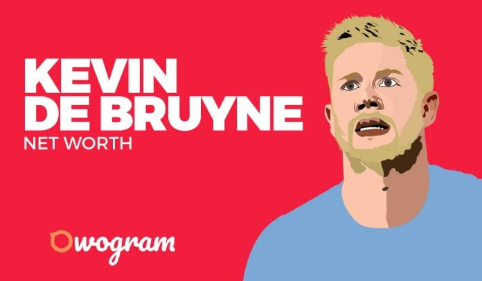 Kevin De Bruyne Net Worth and Biography
