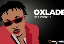 Oxlade net worth and biography