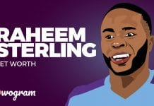 Raheem Sterling Net Worth