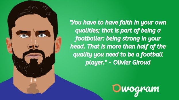 how much is olivier giroud net worth
