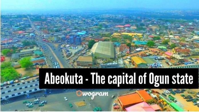Abeokuta - The Capital of Ogun State