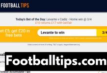 Footballtips.com prediction site review