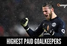 Highest Paid Goalkeepers In the World