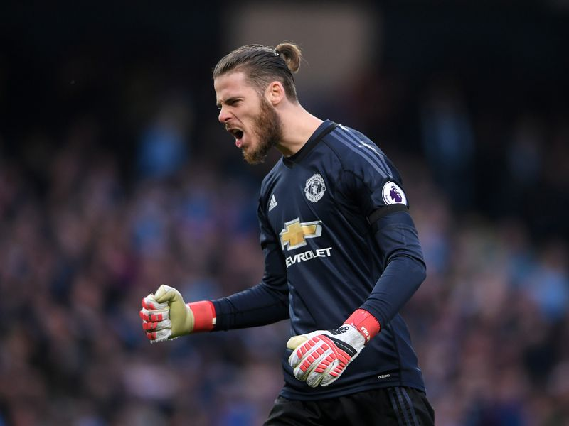 Highest Paid Goalkeepers In the World - David De Gea