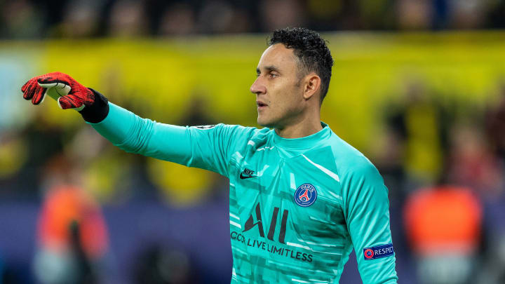Highest earning goalkeepers - Kaylor navas