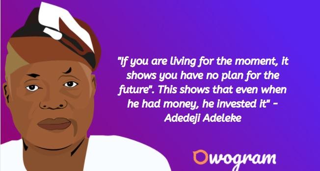 How much is Adeleke net worth - Davido father worth
