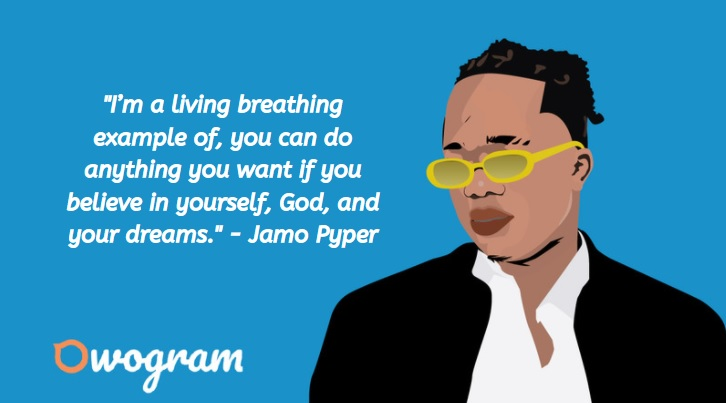 How much is Jamo Pyper net worth