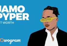 Jamo Pyper net worth