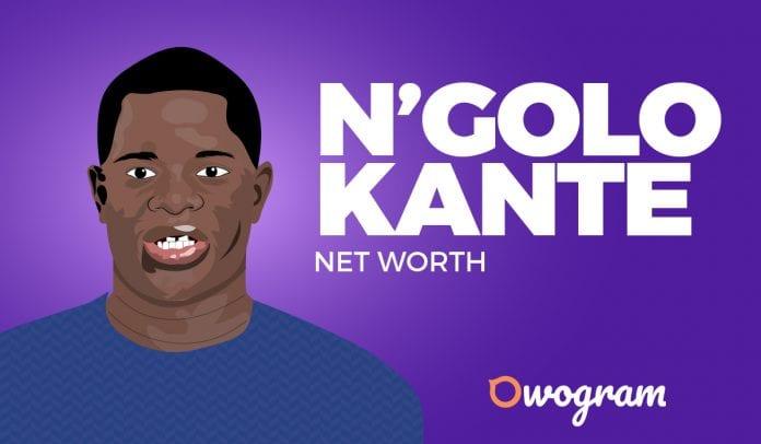 N'Golo Kanté net worth