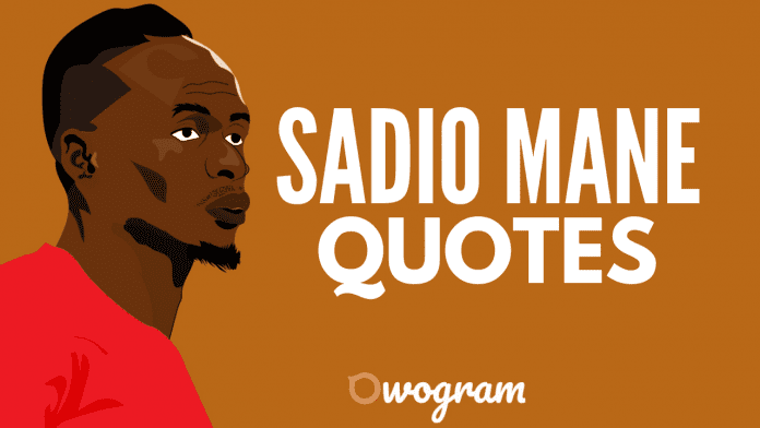 Sadio Mane quotes
