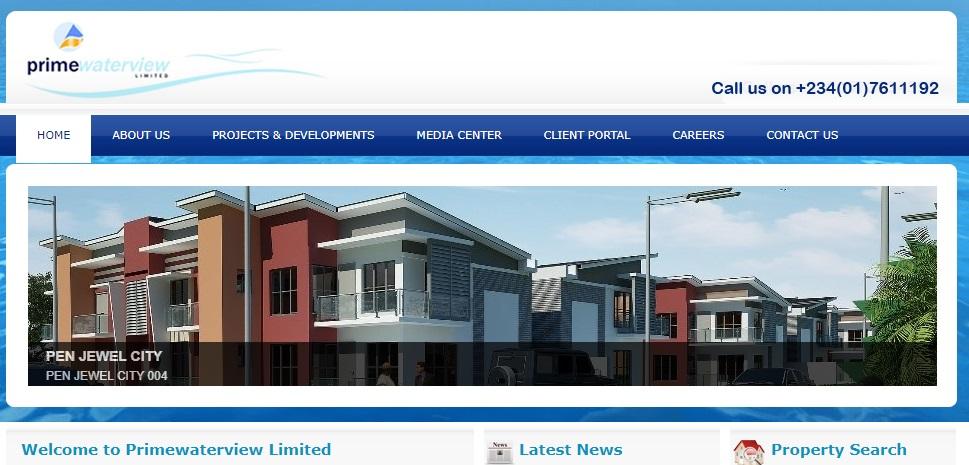 Top estate development companies in Lagos