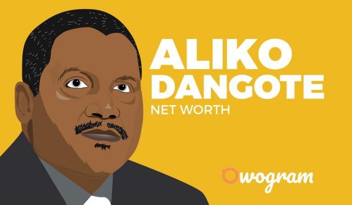 Aliko Dangote Net Worth and Biography