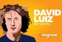David Luiz Net Worth