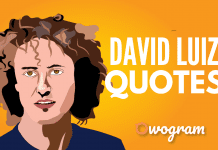 David Luiz Quotes About Football
