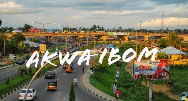 State and capital in Nigeria - Akwa Ibom