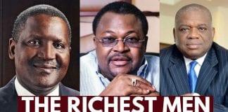 Top 10 Richest Men In Nigeria