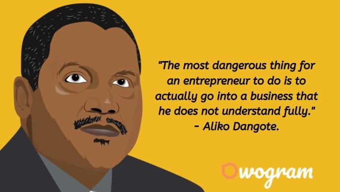 how much is aliko dangote worth