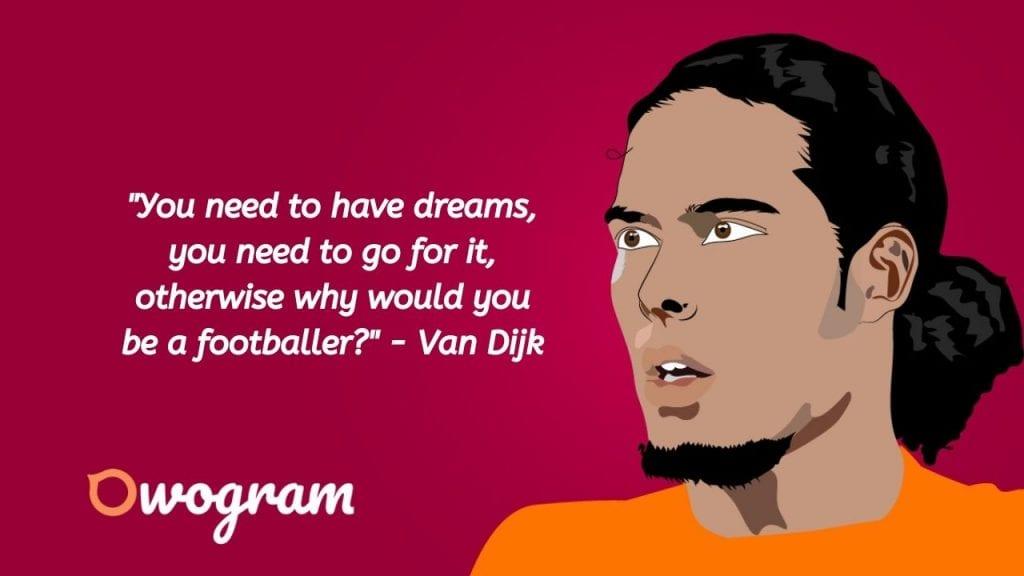 How much is Virgil Van Dijk net worth