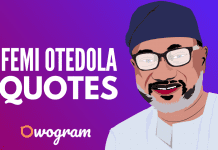 Femi Otedola Quotes