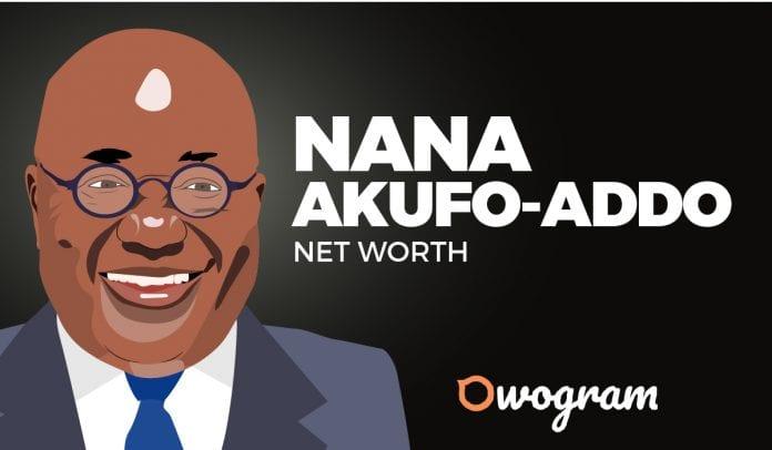 Nana Akufo-Addo Net Worth