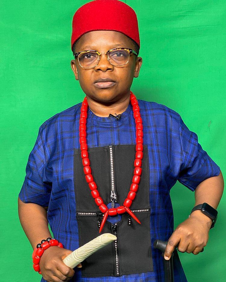 Richest Nigerian Actors - CHINEDU IKEDIEZE
