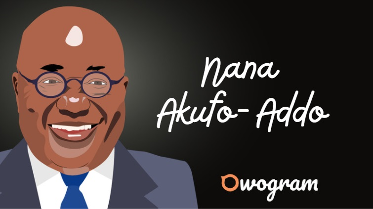 Richest Men In Ghana - Nana Akufo-Addo