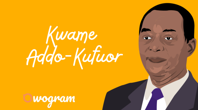 Richest Men In ghana - Kwame Addo -Kufuor