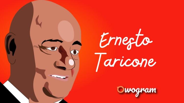 The Richest Man in Ghana - Ernesto Taricone