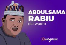 Abdul Samad Rabiu net worth