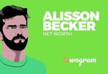 Alisson Becker Net Worth and Biography