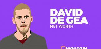 David De Gea Net Worth