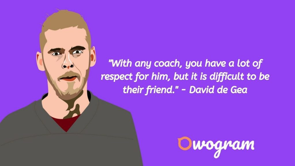 Quotes by David Gea