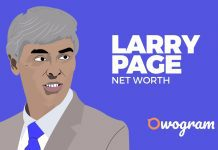 Larry Page Net Worth and biography