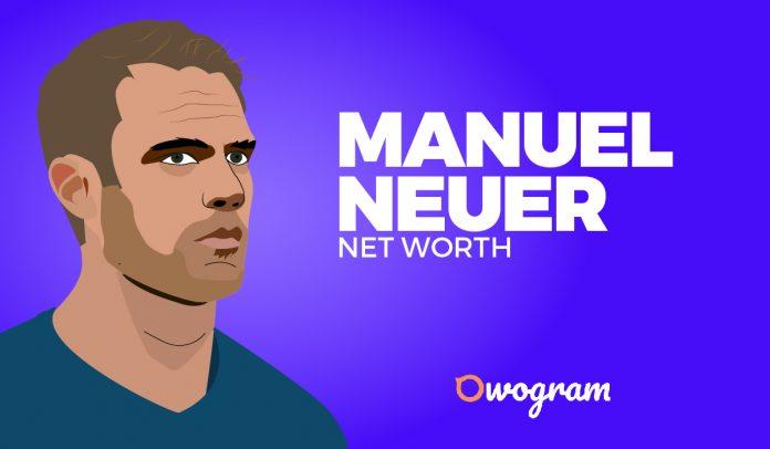 Manuel Neuer Net Worth and Salary