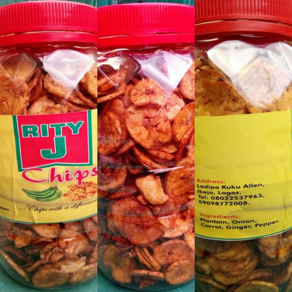 Plantain chips business in Nigeria
