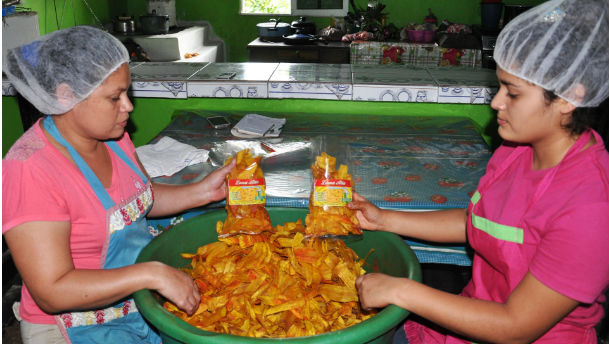 Processes in starting plantain chips business