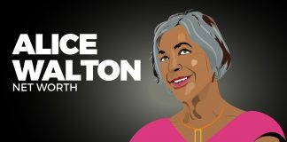 Alice Walton net worth and biography