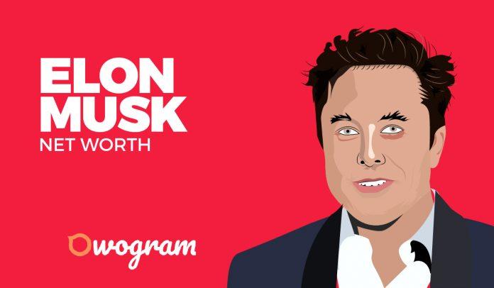 Elon musk net worth and biography