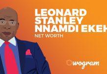 Leo Stan Ekeh net worth and biography