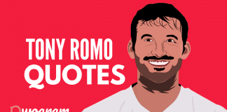 Tony Romo Quotes