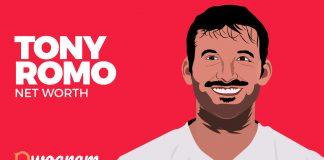 Tony Romo net worth and biography