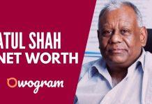Atul Shah net worth and biography