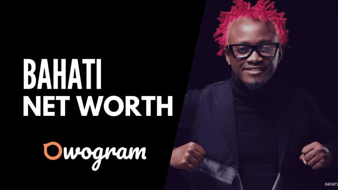 Bahati net worth and biography