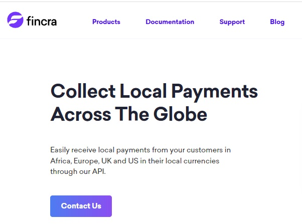 Collect payments with Fincra payment solutions